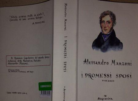 ALESSANDRO MANZONI – I PROMESSI SPOSI
