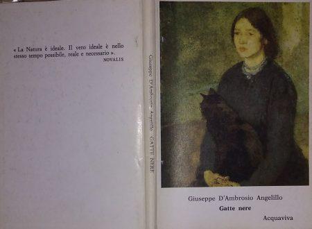 GIUSEPPE D'AMBROSIO ANGELILLO – GATTE NERE