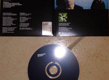 DEPECHE MODE – DREAM ON (CDS 4 TR)