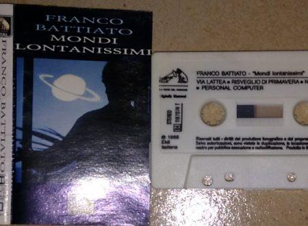FRANCO BATTIATO – MONDI LONTANISSIMI (MC)