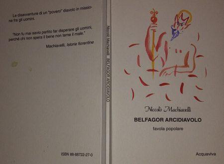 NICCOLÒ MACHIAVELLI – BELFAGOR ARCIDIAVOLO