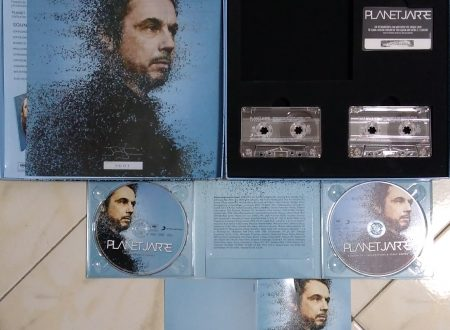 JEAN-MICHEL JARRE – PLANET JARRE. 50 YEARS OF MUSIC [DELUXE NUMBERED FANBOX]