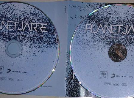 JEAN-MICHEL JARRE – PLANET JARRE (50 YEARS OF MUSIC) (2CD)