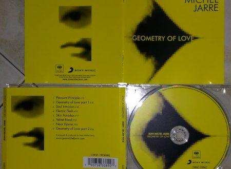 JEAN-MICHEL JARRE – GEOMETRY OF LOVE