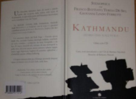 MARTINO NICOLETTI – KATHMANDU. DIARIO DAL KALI YUGA (LIBRO + CD)