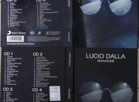 LUCIO DALLA – DUVUDUBÀ (4LP)
