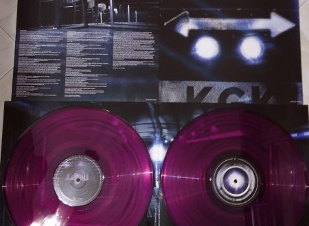 THE PRODIGY – NO TOURISTS (2 LP LIMITED EDITION CLEAR VIOLET VINYL)