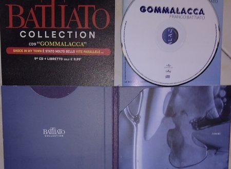 FRANCO BATTIATO – GOMMALACCA