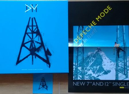 DEPECHE MODE – CONSTRUCTION TIME AGAIN. THE 12″ SINGLES  BOX