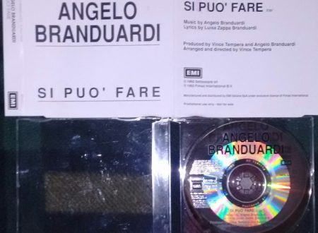 ANGELO BRANDUARDI – SI PUÒ FARE (CDS 1 TR)