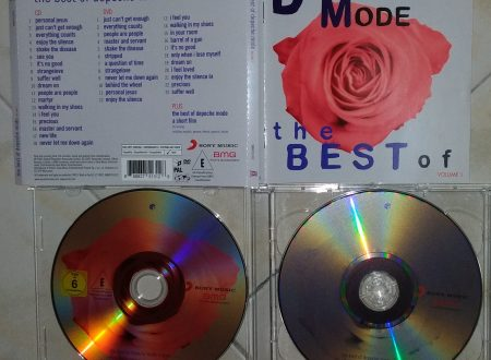 DEPECHE MODE – THE BEST OF VOLUME 1 (CD + DVD)