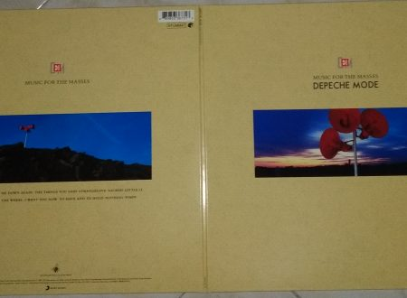DEPECHE MODE – MUSIC FOR THE MASSES (LP)