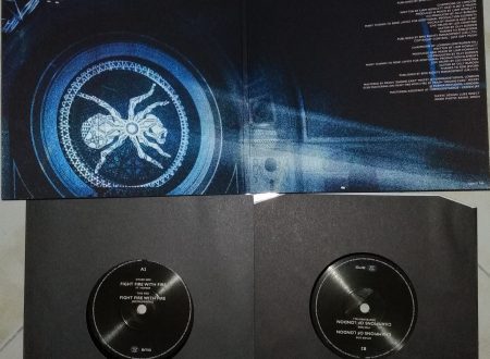 THE PRODIGY FEATURING HO99O9 – FIGHT FIRE WITH FIRE / CHAMPIONS OF LONDON  (EP, RSD 2019)