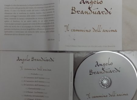 ANGELO BRANDUARDI – IL CAMMINO DELL'ANIMA